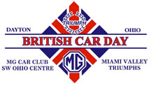 British Car Day Dayton